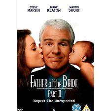 DVD IL PADRE DELLA SPOSA 2 II con Steve Martin
