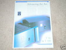 Threshold T50,100 Amplifier Ad,High End! Class A, 1994