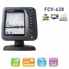 "FURUNO FCV 628 ECOSCANDAGLIO / FISH FINDER - DISPLAY DA 5.7"" LCD A COLORI"