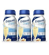 Ensure Original Nutrition Shake With 9g of Protein, Meal Replacement Shakes, ...