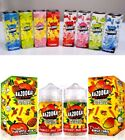 200ML,100ml & 60ML *BAZOOKA*Sour*Straws* ALL NEW ICE FLAVORS.!