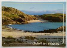 Clachtoll Bay Sutherland Scotland Postcard (P270)