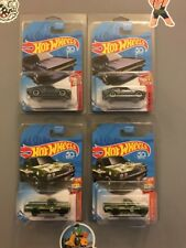 Hot Wheels 2018 Super Treasure Hunt Nissan Skyline 2000 GTR X2 & Datsun 620 X2