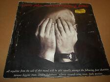 """Elton John """"sacrificio/manos de curación"""" 7"""" SINGLE P/S 1989 en muy buena condición +/G"""