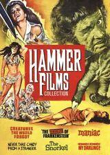 HAMMER FILMS COLLECTION: VOLUME TWO (Julie Ege) - DVD - Sealed Region 1