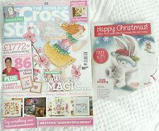 September The World of Cross Stitching Craft Magazines