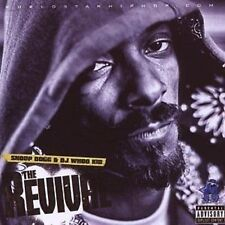 Snoop Dogg & D J Whoo Kid The Revival CD NEW SEALED (DJ)