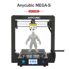 "CA Stock ANYCUBIC Upgraded Full Metal Mega-S 3D Printer with Ultrabase 3.5"" TFT"