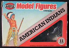 AIRFIX 51566-3 - AMERICAN INDIANS - INDIANER - 1:32 - Modell Figuren - Figures