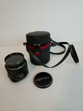 Takumar Super Multi Coated 1:4 / 50 49mm  Pentax Lens with case
