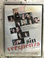 Senza Vergogna DVD Veronica Forqué Candela Peha Jorge Sanz Spagnolo Am