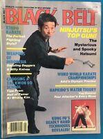 BLACK BELT Magazine January 1987