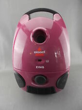 Purple Vacuum Cleaner Zing Bagged Canister Compact Cord Floor Rug Carpet Vaccum