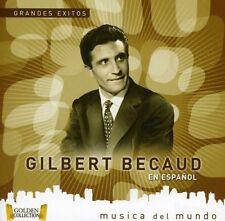 Gilbert Bécaud - Grandes Exitos en Espanol [New CD] Argentina - Import