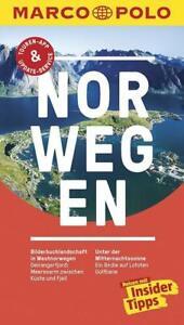 MARCO POLO Reiseführer Norwegen (2016, Taschenbuch)