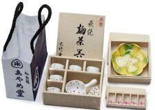 Re-ment Miniature Department Store Shopping Tea Plate Gift set 6/F
