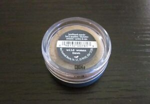 bareMinerals * WILD WOMAN DAWN GLIMMER * Bare Mineral Eyecolor ~ NEW & SEALED ~