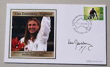 Giochi del Commonwealth Melbourne 2006 BEHAM Copertura Athletics firmato da dobriskey Lisa