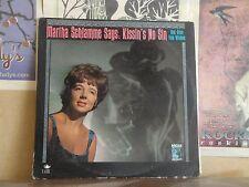 MARTHA SCHLAMME SAYS KISSIN'S NO SIN FOLK WISDOM - LP E-4190