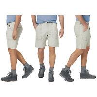 Mens Elasticated Cargo Hiker Shorts Cotton Summer Combat Work Pant Big Size Pant