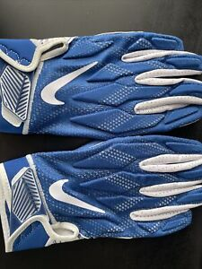 Nike NFL Superbad 4.5 XL Indianapolis Colts Football Gloves