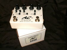 XOTIC EFFECTS USA AC+ PLUS Boost/Overdrive/Distortion Pedal BRAND NEW!