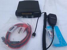 Motorola CDM1250 VHF 136-174 MHz  Mobile Radio  64 Channel Programming Included