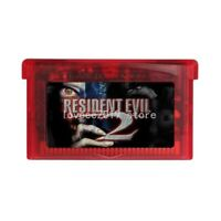 GBA Game Resident Evil 2 Prototype Tech Demo Game Boy Advance Unreleased USA
