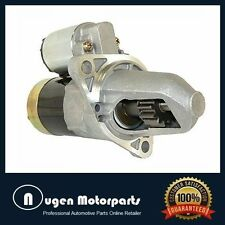 High Quality New Starter for Nissan 2002-2007 Altima 2002-2006 Sentra 2.5L 17833