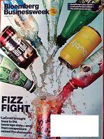 BLOOMBERG BUSINESSWEEK MAGAZINE AUGUST 26 2019- FIZZ FIGHT-LA CROIX ...