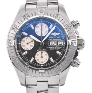 BREITLING Super Ocean Day Date Chronograph A13340 Automatic Men's Watch U#101155