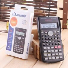 Calculatrice de bureau multifonction double calculatrice scientifique