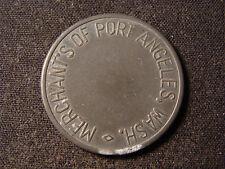 New listing Merchants of Port Angeles parking token Port Angeles Wa