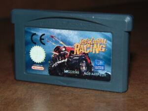 Rock n Roll Racing / Nintendo Game Boy Advance GBA / Vers. Pal. EUR. / En Loose
