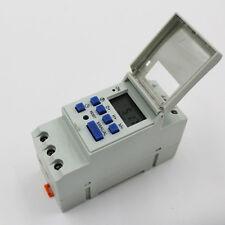 Digital PANTALLA LCD EnergíA Programable Temporizador De CA 220V 16A Interruptor
