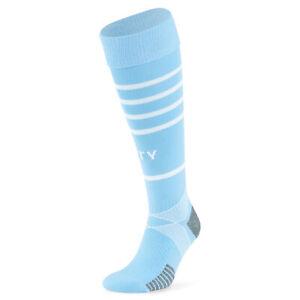 Manchester City Home Socks Training Football Sport Knee High 2021-22 - Puma