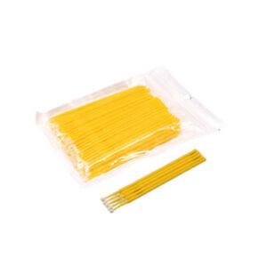 300/500pcs Disposable Makeup Micro Eyelash Brush Swab Applicators Mascara Wands