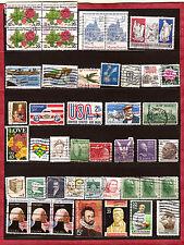 U.S.A. Fleurs,Personnalités,emblèmes,sujets divers usages courants    168T4