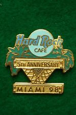 HRC Hard Rock Cafe Miami 5th Anniversary 1998