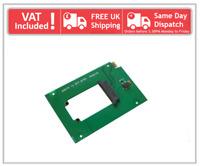 mSATA to UltraSlim SATA3 HDD WD5000MPCK SFF-8784 Adapter Board Card
