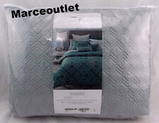 Oake Candor Cotton KING Quilted Coverlet Dove