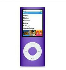 Apple iPod Nano (4th Generation) 8GB MP3 - Purple (PG-90357-A1285-8GB-PURP-UA)