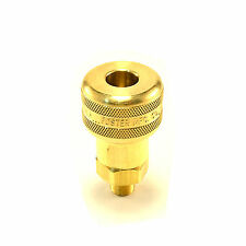 "Foster Fm2903 - 1/8"" Male Npt x 1/4"" Quick Coupler Air Hose Fittings Brass M"