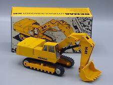 Demag Hydraulik Bagger H41 Excavator  Nzg DieCast Model 113 1:50 Germany