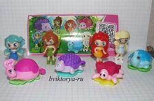 Kinder surprise eggs Little fairies and friends minifigures toys FF094-FF101