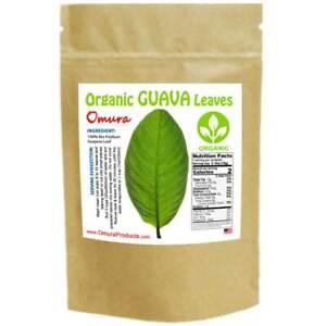 Omura Organic GUAVA Guayaba Leaves