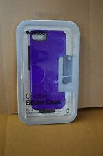 Incase iPhone 5 / 5s Crystal Slider Case CL69116 Purple Haze