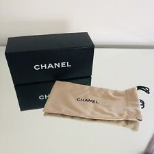 Authentic Labeled Chanel Sunglasses Box Set With Cloth Case