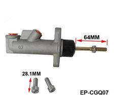 Brake Clutch Master Cylinder 0.7 Bore Remote for Hydraulic Hydro Handbrake
