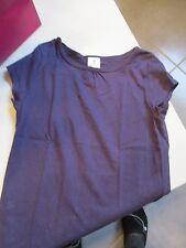T Shirt enfant fille Decathlon Domyos 6 ans violet
